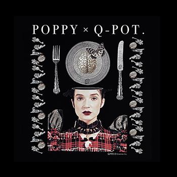 POPPY×Q-pot.