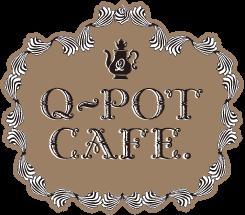 q-pot CAFE.公式サイト